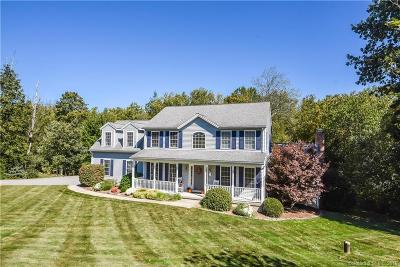 Plymouth Single Family Home For Sale: 68 Old Farm Road