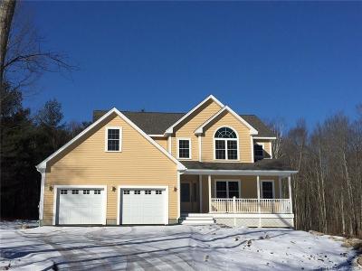 Brooklyn Single Family Home For Sale: Lot 130-1 Wauregan Road