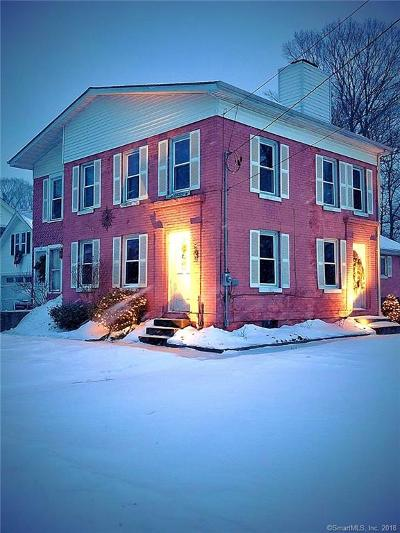 Plainville Single Family Home For Sale: 38 Broad Street