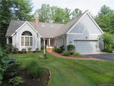 Cheshire Single Family Home For Sale: 448 Castle Glenn
