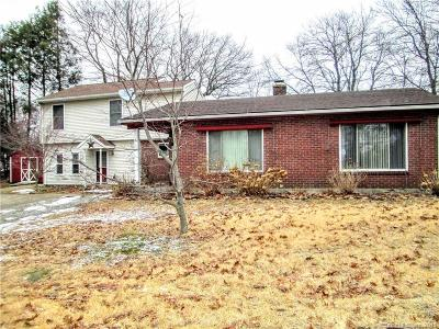 Prospect Single Family Home For Sale: 86 Waterbury Road