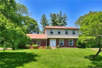 Fairfield Single Family Home For Sale: 125 Casmir Drive