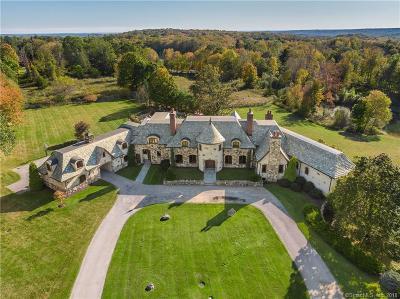 Fairfield County Single Family Home For Sale: 241 Black Rock Turnpike