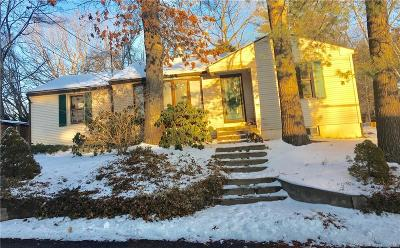 Suffield Single Family Home For Sale: 260 Colony Road
