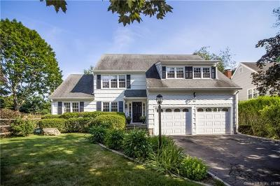 Fairfield Single Family Home For Sale: 61 Shagbark Lane