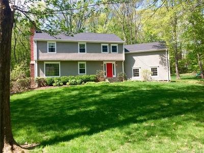 Weston Single Family Home For Sale: 54 Tannery Lane South