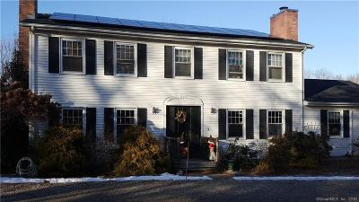 Ledyard Single Family Home For Sale: 534 Colonel Ledyard Highway