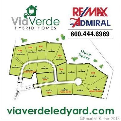 Ledyard Residential Lots & Land For Sale: 8 Hilltop Drive