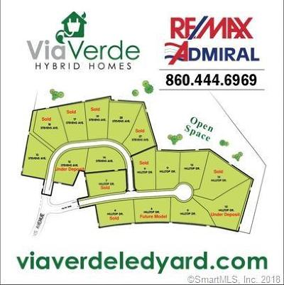 Ledyard Residential Lots & Land For Sale: 13 Hilltop Drive