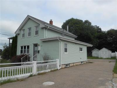 Stonington CT Single Family Home For Sale: $189,900