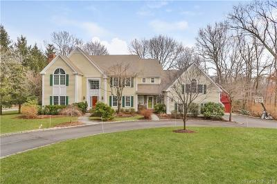 Wilton Single Family Home For Sale: 4 West Wind Lane