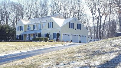 Hamden Single Family Home For Sale: 112 Birchwood Drive