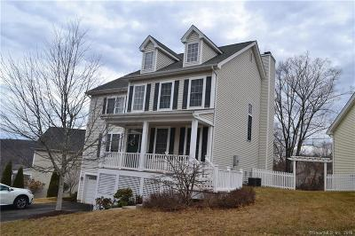 Southbury Single Family Home For Sale: 7 Traditions Boulevard