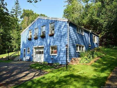 Ellington Single Family Home For Sale: 19 Pinnacle Road