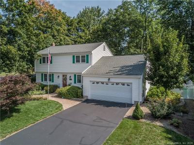 West Hartford Single Family Home For Sale: 4 Westminster Drive