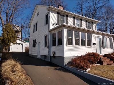 Hamden Single Family Home For Sale: 37 Park Avenue