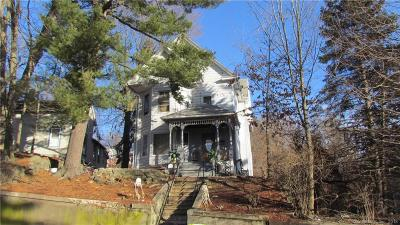 Waterbury Single Family Home For Sale: 14 Long Hill Road