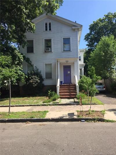 New Haven Multi Family Home For Sale: 125 Lawrence Street