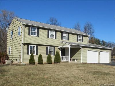 Windsor Single Family Home For Sale: 55 Alden Road