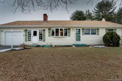 Southington Single Family Home For Sale: 231 Diana Road