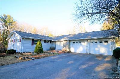 Vernon Single Family Home For Sale: 43 Baker Road