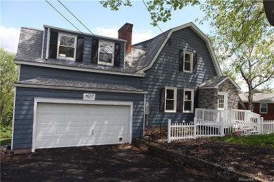 Rocky Hill Single Family Home For Sale: 113 Gilbert Avenue