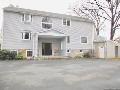 East Hartford Single Family Home For Sale: 375 Goodwin Street