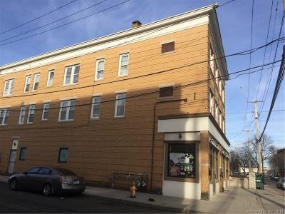 Bridgeport Multi Family Home For Sale: 1611 Stratford Avenue