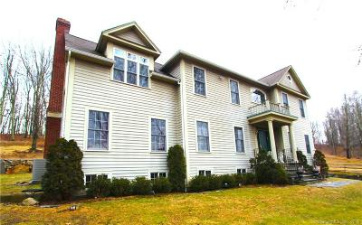Wilton Single Family Home For Sale: 36 Old Mill Road