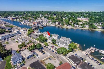 Stonington CT Condo/Townhouse For Sale: $549,000