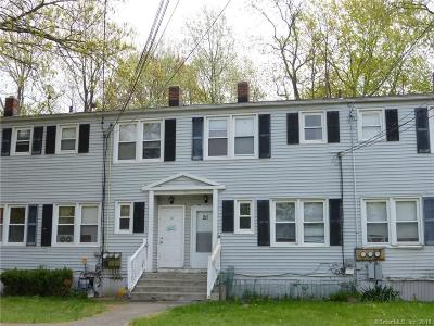 Waterbury Condo/Townhouse For Sale: 22 Goss Street #22