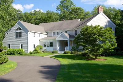 Wilton Single Family Home For Sale: 31 Woodland Place
