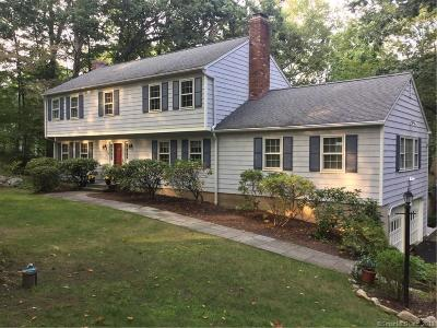 Weston Single Family Home For Sale: 73 Blue Spruce Circle