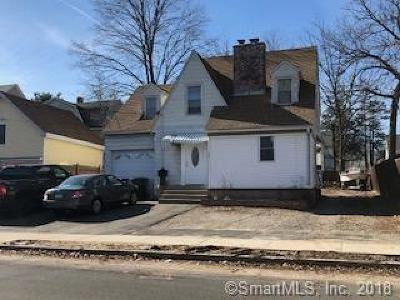 Meriden Single Family Home For Sale: 103 N. 3rd Street