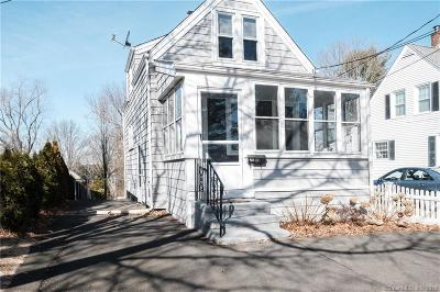 Wallingford Single Family Home For Sale: 100 Long Hill Road