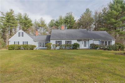 Avon Single Family Home For Sale: 266 Waterville Road