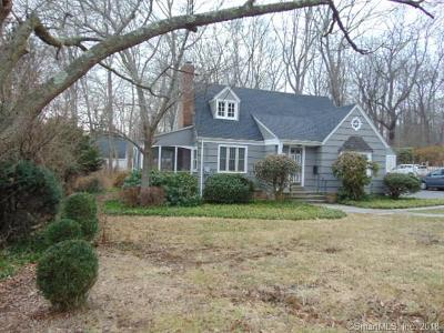 Fairfield Single Family Home For Sale: 255 Crestwood Road