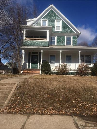 Bristol Multi Family Home For Sale: 101 Stearns Street