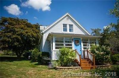 Branford Single Family Home For Sale: 191 Maple Street