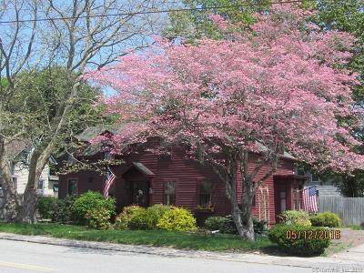 Norwich Single Family Home For Sale: 71 Lafayette Street