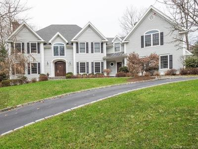 Wilton CT Single Family Home For Sale: $1,829,000