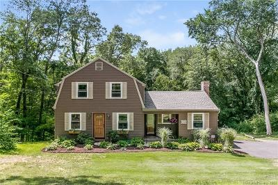 Wallingford Single Family Home For Sale: 97 West Dayton Hill Road