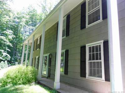 Wilton Single Family Home For Sale: 276 Rivergate Drive