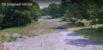 Redding Residential Lots & Land For Sale: 30 Goodsell Hill Road
