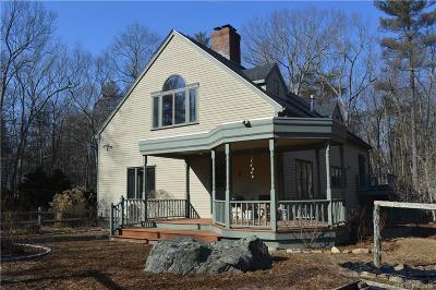 Windham County Single Family Home For Sale: 73 Kitt Road