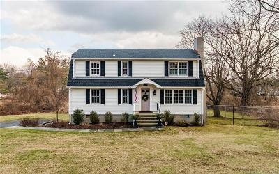 Westport Single Family Home For Sale: 107 Hillspoint Road