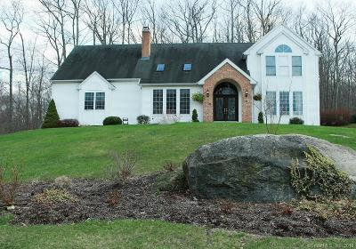 Manchester Single Family Home For Sale: 9 High Ledge Circle
