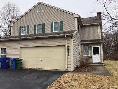 Southington Condo/Townhouse For Sale: 265 Mill Street #265