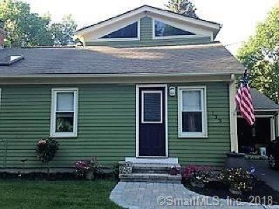 Stafford Single Family Home For Sale: 133 Chestnut Hill Road