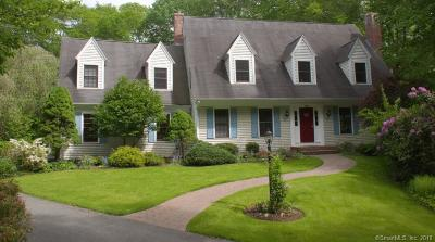 Madison Single Family Home For Sale: 25 Williamsburg Circle